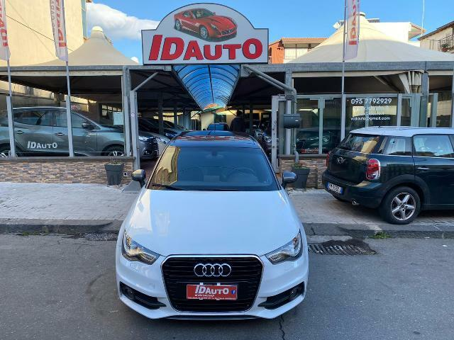 Audi A1 1.6 TDI S line edition plus
