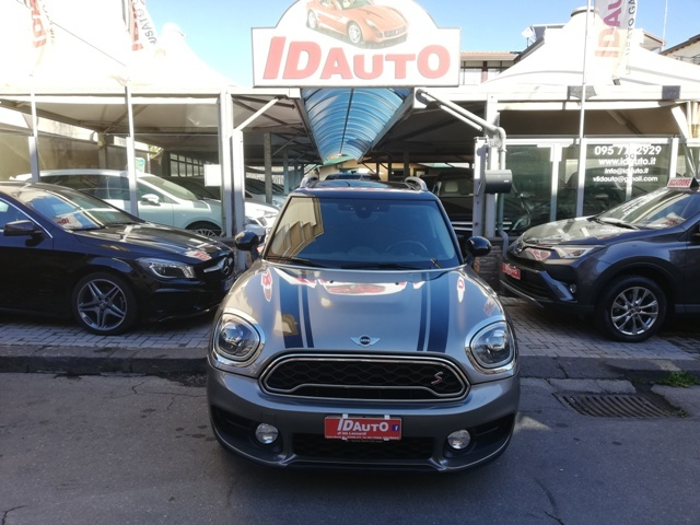 Mini 2.0 Cooper 190 CV SD Countryman ALL4 Automatica